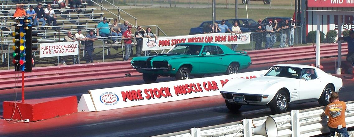 Rich Rinke's 1970 Mercury Cougar Eliminator 428/335.